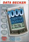 1000 Essential Programs for the Palm OS (US)