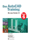 Das AutoCAD Training Die neue Version 14